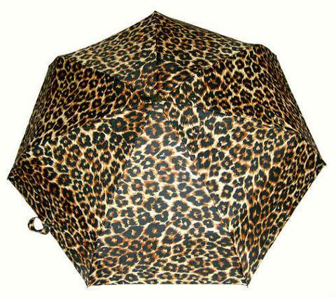 Зонт мини Guy de Jean2003-5 Leopard