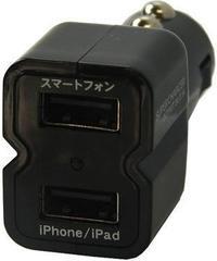 Автомобильное зарядное устройство KASHIMURA AJ-410