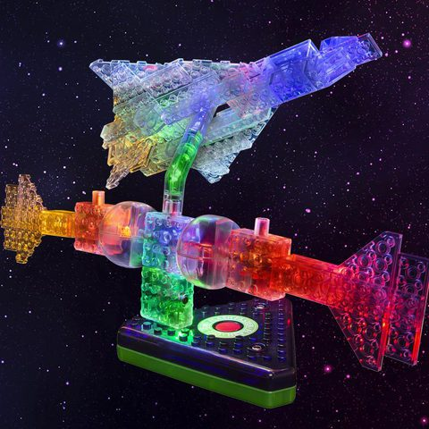 Конструктор «Гео Космос» 24 в 1 от Laser Pegs (NG400)