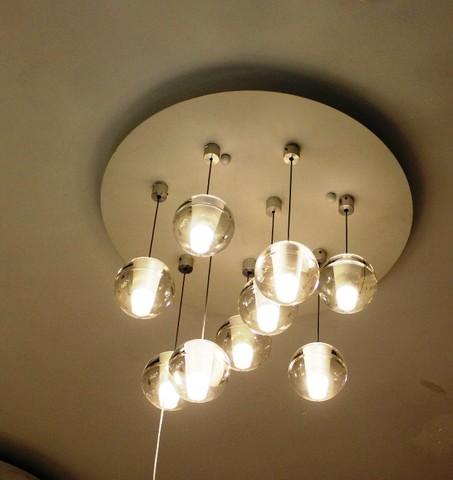 Replica BOCCI 14.9 pendant chandelier