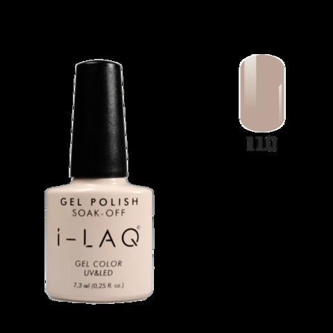 Гель лак для ногтей I-laq  110, 7,3 мл.