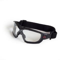 Парашютные очки Akando Extreme c резинкой прозрачные