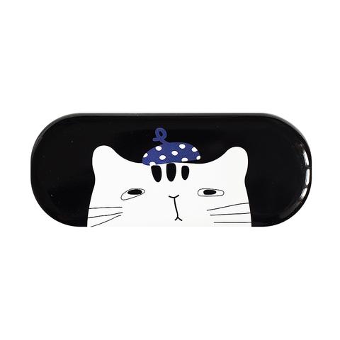 Футляр для очков Cat in beret