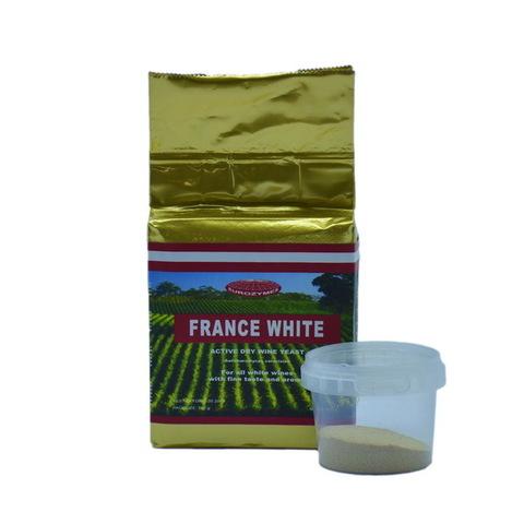 Дрожжи винные Eurozymes France White для белых вин 20 грамм