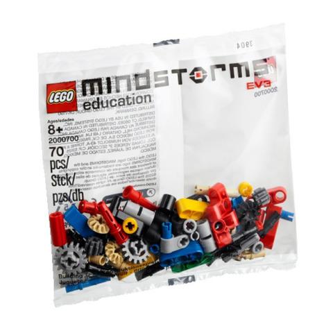 LEGO Education Mindstorms: Набор с запасными частями LME 1 2000700 — Replacement Pack 1 — Лего Образование