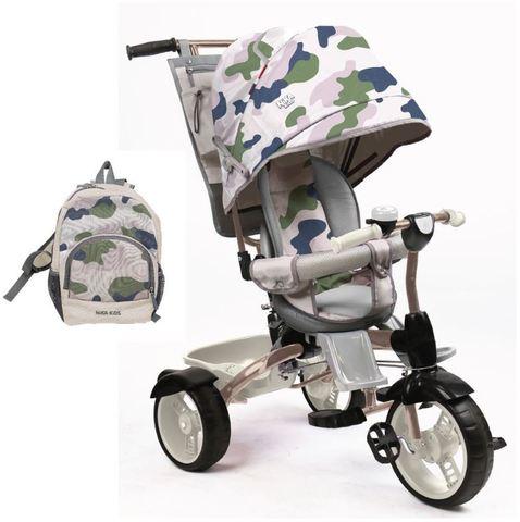 Велосипед детский (в стиле милитари)