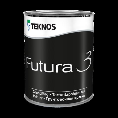 TEKNOS FUTURA 3/Текнос Футура 3 Матовая грунтовочная краска