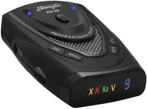 Автомобильный радар-детектор Stinger RX 65