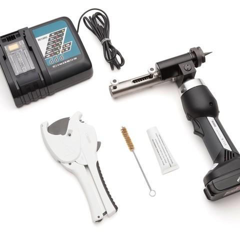 Аккумуляторный инструмент Rehau Rautool A-light2 Kombi (217478-001) 12174781001