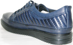 Туфли мужские осенние Bellini 12405 Blue