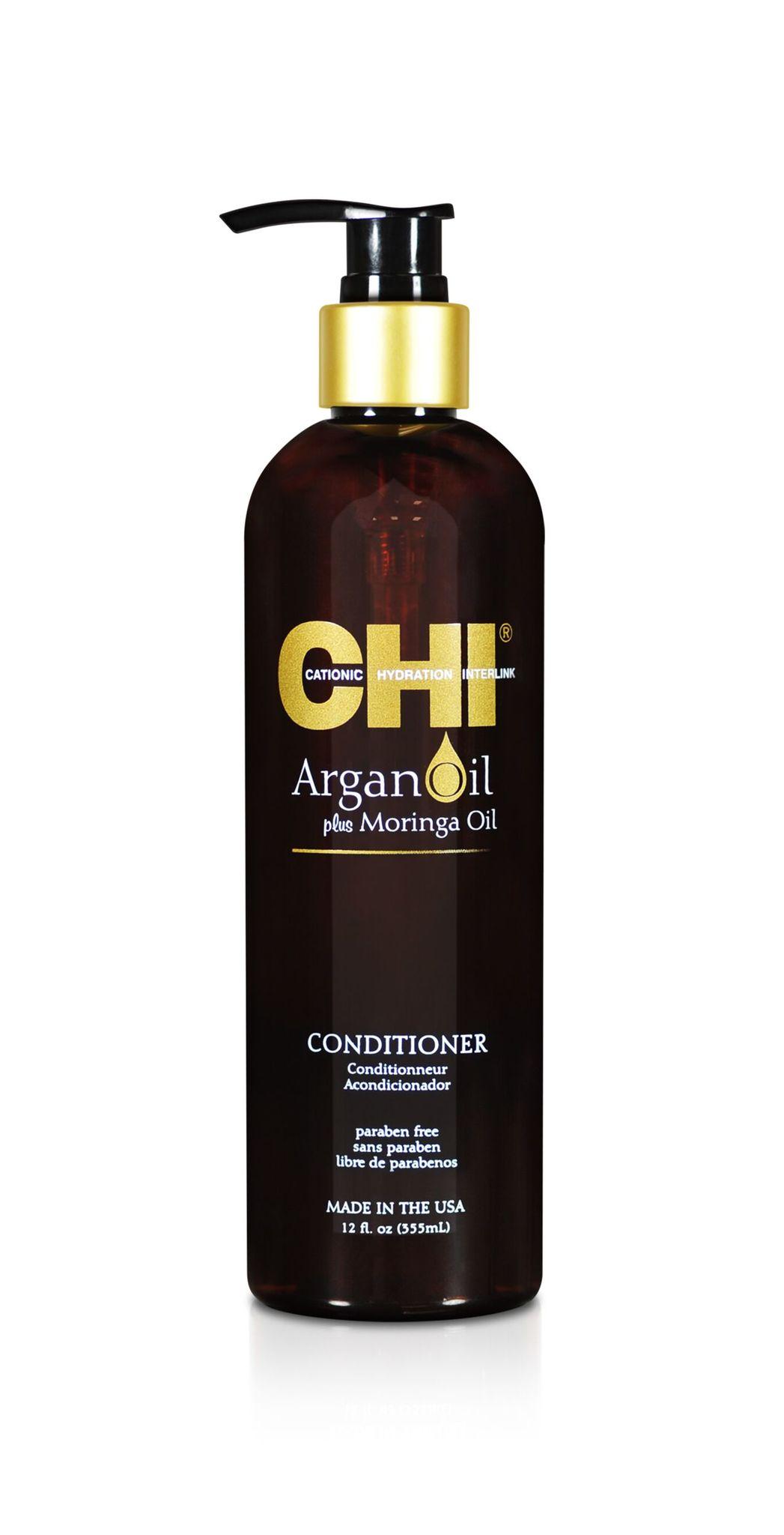 Кондиционер CHI  с экстрактом масла Арганы и дерева Моринга 739 мл new