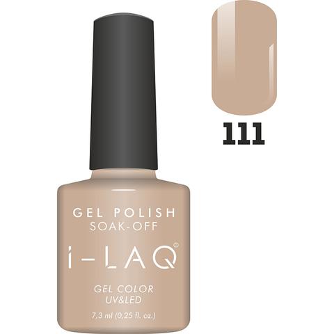 Гель лак для ногтей I-laq  111, 7,3 мл.