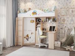Кровать-чердак Непоседа