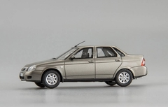 VAZ-2170 Lada Priora Sedan 2014 papyrus dark gray metallic DIP 1:43