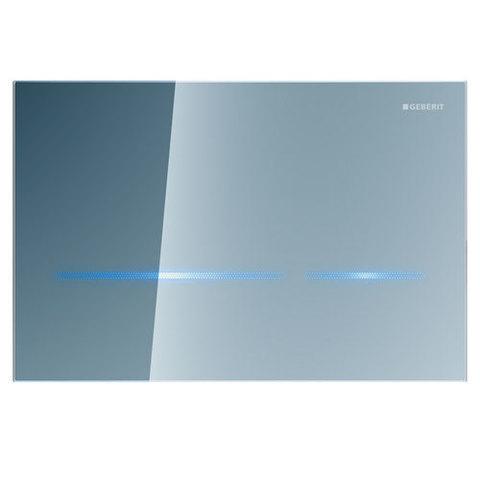 Смывная клавиша сенсорная GEBERIT Sigma 80 116.090.SM.1