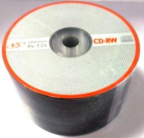 Диск VS CD-RW 80 4-12x Bulk/50