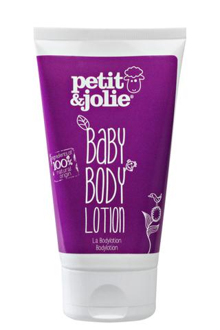 Сливки для тела для младенцев 150 мл Petit & Jolie