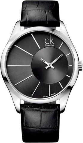 Купить Наручные часы Calvin Klein Deluxe K0S21107 по доступной цене