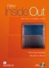 New Inside Out Pre Intermediate Student's Book + CD