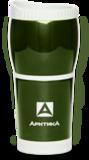 Термостакан Арктика 807-400 зеленый без ручки
