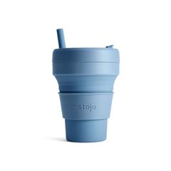 Складной стакан Stojo Biggie 16 oz - 473 мл