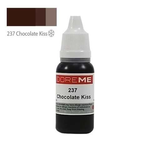 Пигменты #237 Chocolate Kiss DOREME 15ml