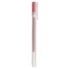 Гелевая ручка Muji 0,38 мм (красная)