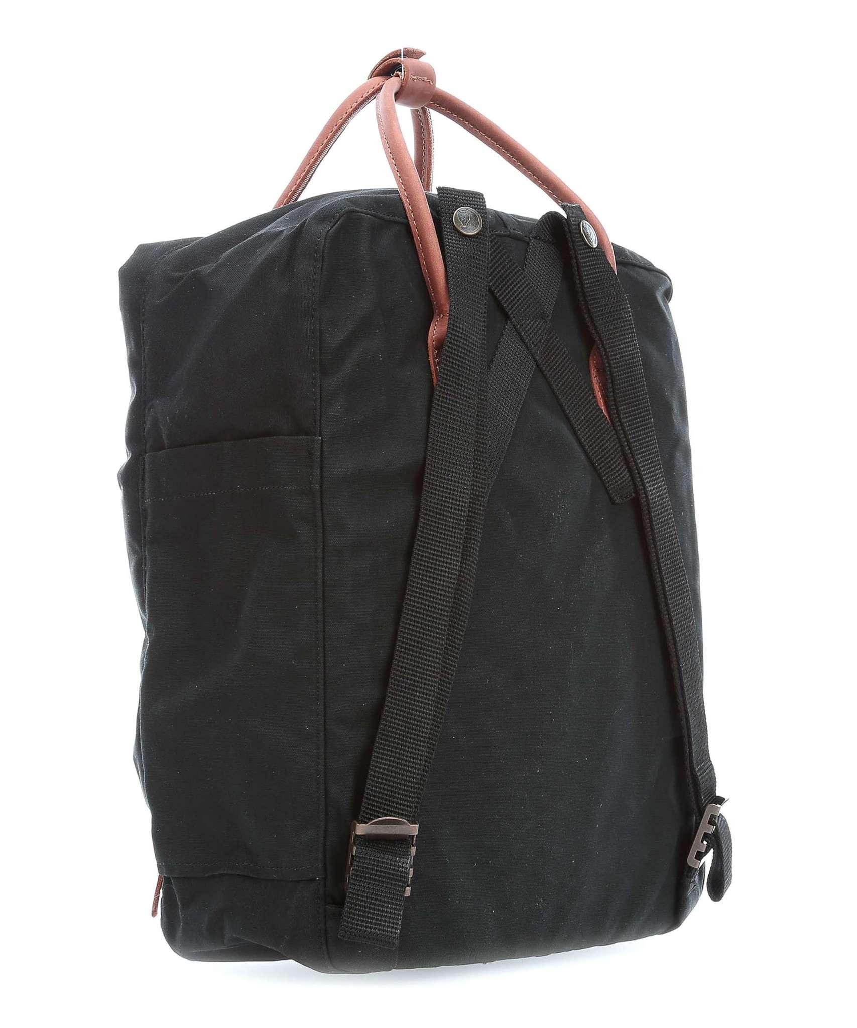 Рюкзак Fjallraven Kanken No.2 550 черный