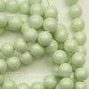 5810 Хрустальный жемчуг Сваровски Crystal Pastel Green круглый 12 мм