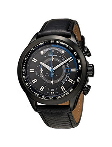 Купить Наручные часы Romanson PL3208HMBBK по доступной цене