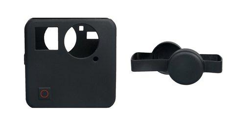Силиконовый чехол для камеры Fusion с ремешком
