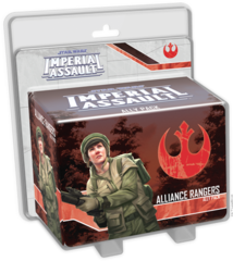 Star Wars Imperial Assault: Alliance Rangers