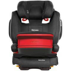 Автокресло детское RECARO Monza Nova IS Seatfix Black (6148.21207.66)