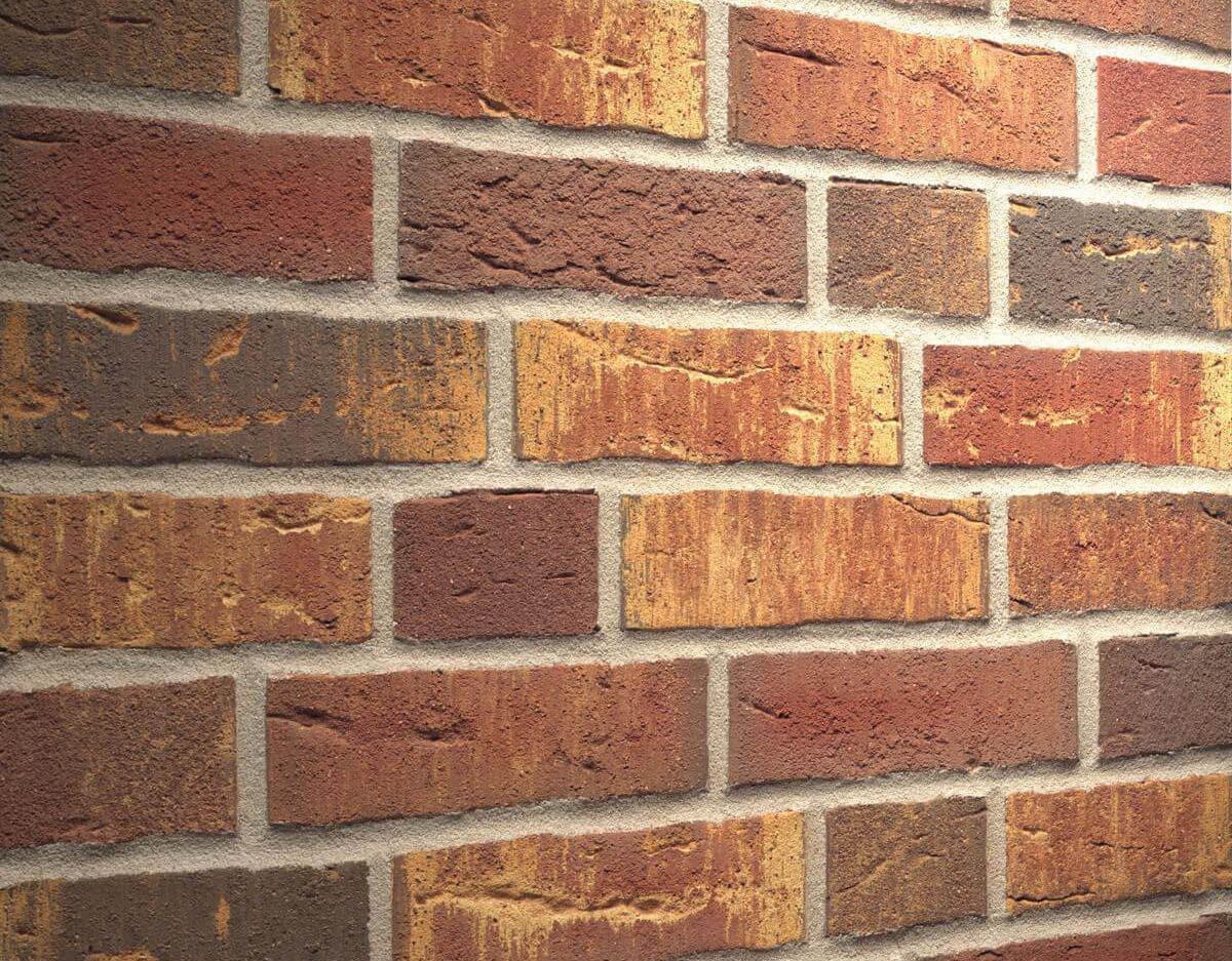 Плитка-клинкер под кирпич Feldhaus Klinker, Sintra, R686NF14, ручная формовка, ardor calino
