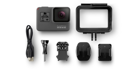 GoPro Hero5 Black Edition - Экшн-Камера