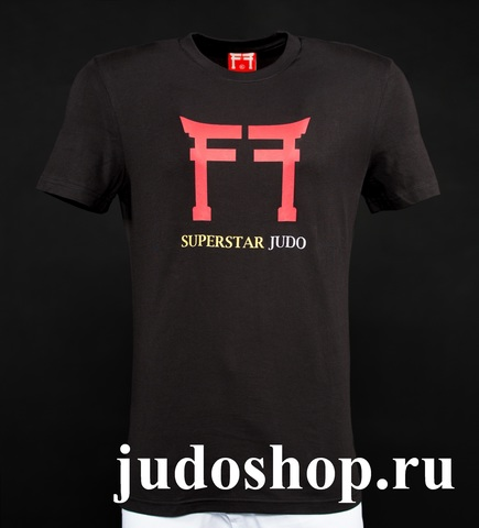 Футболка Superstar judo