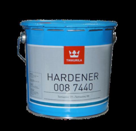 Tikkurila Industrial Hardener / Тикккурила 008 7440 отвердитель для красок Темацинк