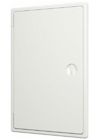 Люк-дверца накладной с замком 150х200 пластиковый