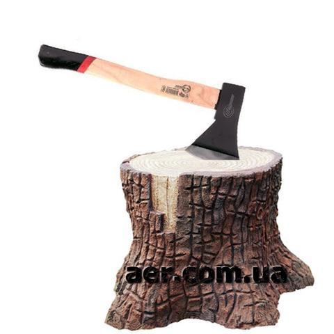 HT-0258 Топор 1000г ручка из дерева