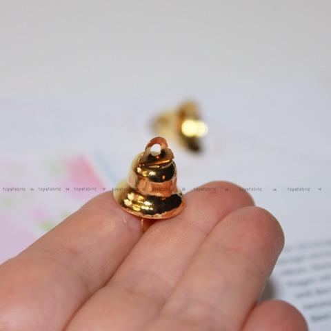 Колокольчик 14мм (золото)  С144
