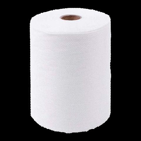 Полотенце эконом из хлопка с тиснением 35*70см (50 шт/рулон)