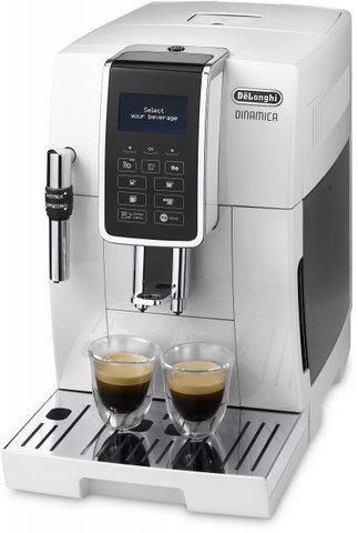 Кофемашина DeLonghi Dinamica ECAM350.35.W