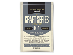 Дрожжи Mangrove Jack's Craft Workhorse Beer M10