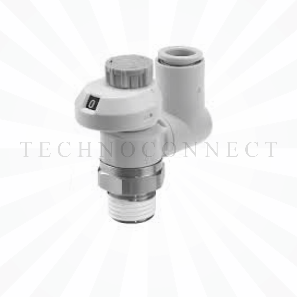 AS2301FS1-02-06S   Дроссель с обратным клапаном, R1/4