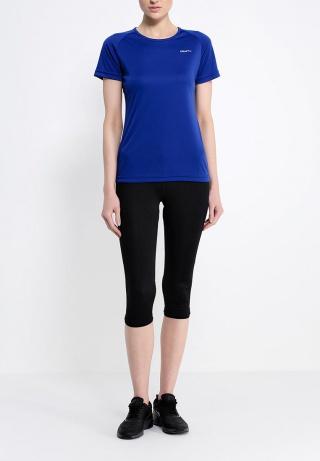 Женская футболка для бега Craft Prime Run Blue (1903176-1335) фото