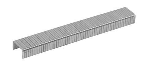 Скобы 6мм для мебельного степлера тип 140,1000 шт. MATRIX