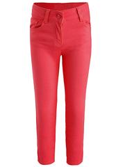 BK208-3 джинсы для девочек, красные
