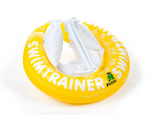 Freds Swim Academy Круг для плавания Swimtrainer Classic Желтый