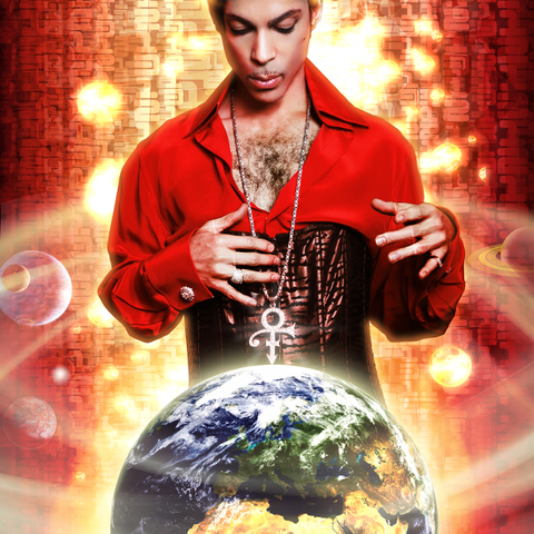 Prince / Planet Earth (CD)