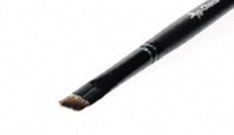 КИСТЬ R071 со скосом для теней (для бровей, ресничного края), ворс: L7/4 мм, D8 мм, ТМ ChocoLatte